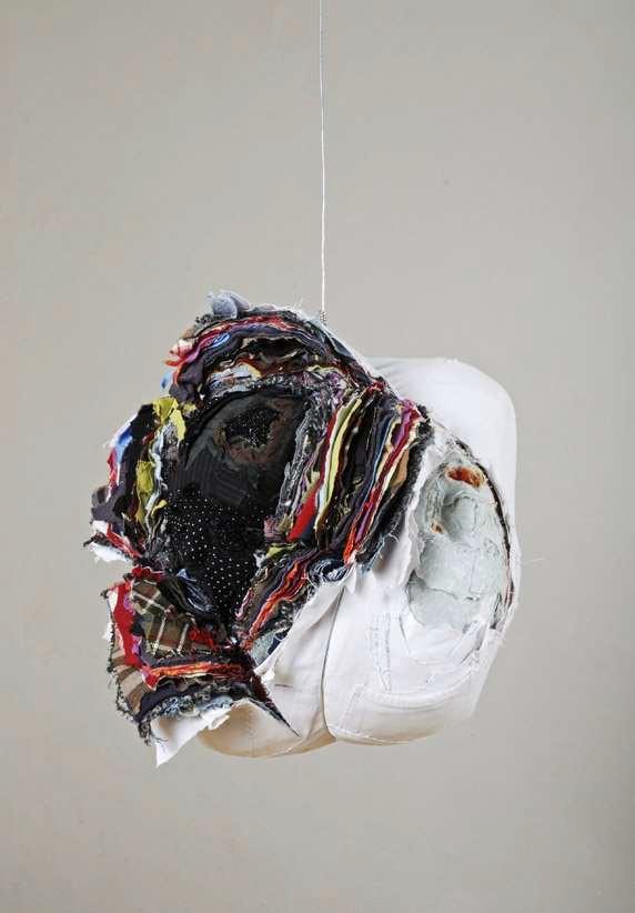 Birgit Dieker, o.T. (Ei, Ei, Ei), 2010, Courtesy SØR Rusche Sammlung