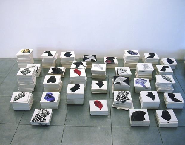 Marta Deskur, Fanshon II, 2003, Courtesy Privatsammlung Berlin