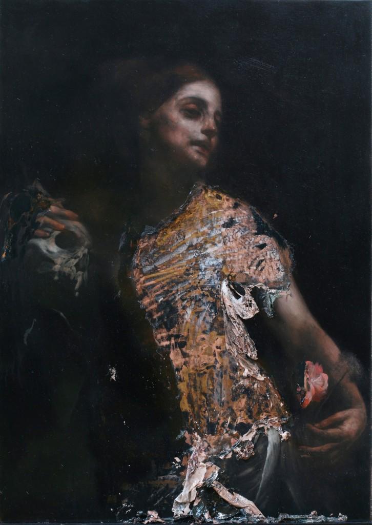Nicola Samori, Larvatorum, 2010, Courtesy of SØR Rusche Sammlung Oelde/Berlin