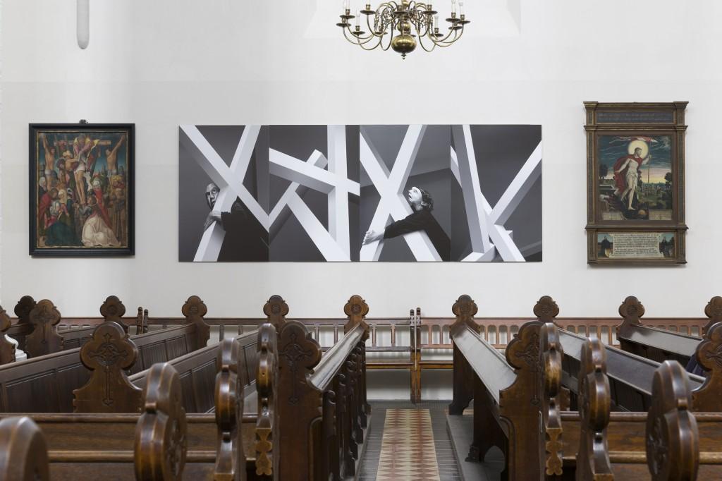 St. Marienkirche_Anna und Bernhard Johannes Blume_Kreuzweg_2011_Foto Marcus Schneider