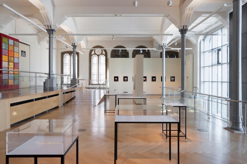 Claudia Schink, Avignon, 1998, Cöln, 1999, Cluny, 1999, Constantinopel, 1999, Rom, 1996, Courtesy KULTUMdepot Graz, Foto: Marcus Schneider