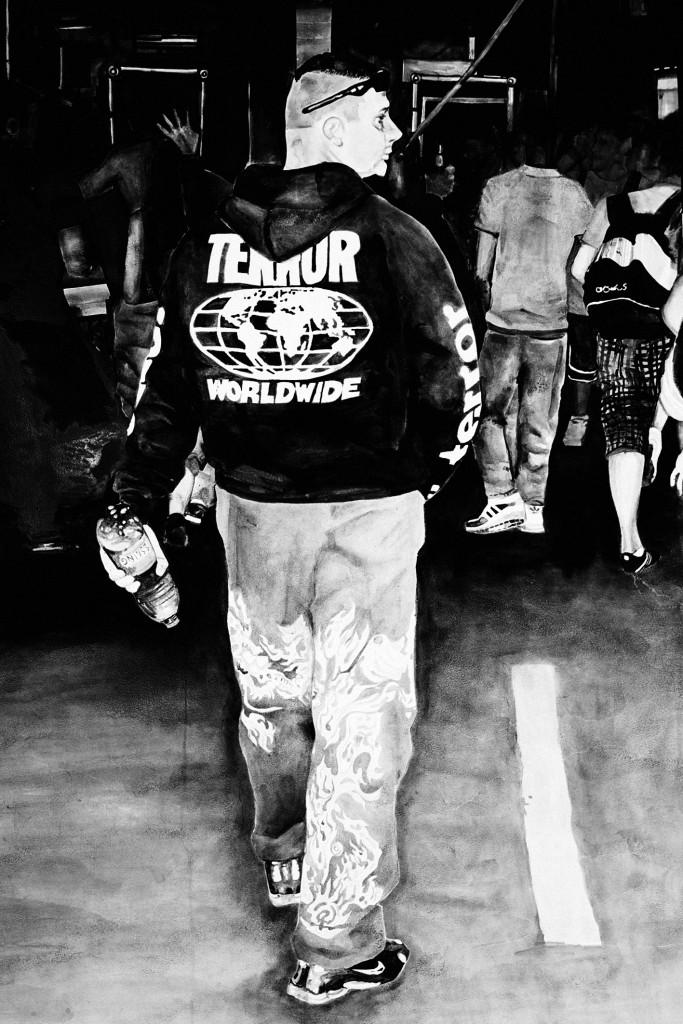 Moritz Stumm, Terror Worldwide, 2013