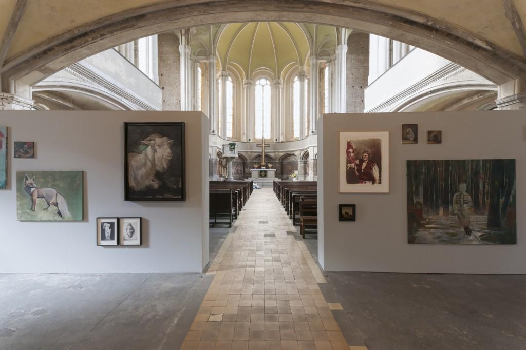 Zionskirche_Tierwand_ Courtesy SØR Rusche Sammlung OeldeBerlin_Foto Marcus Schneider 1