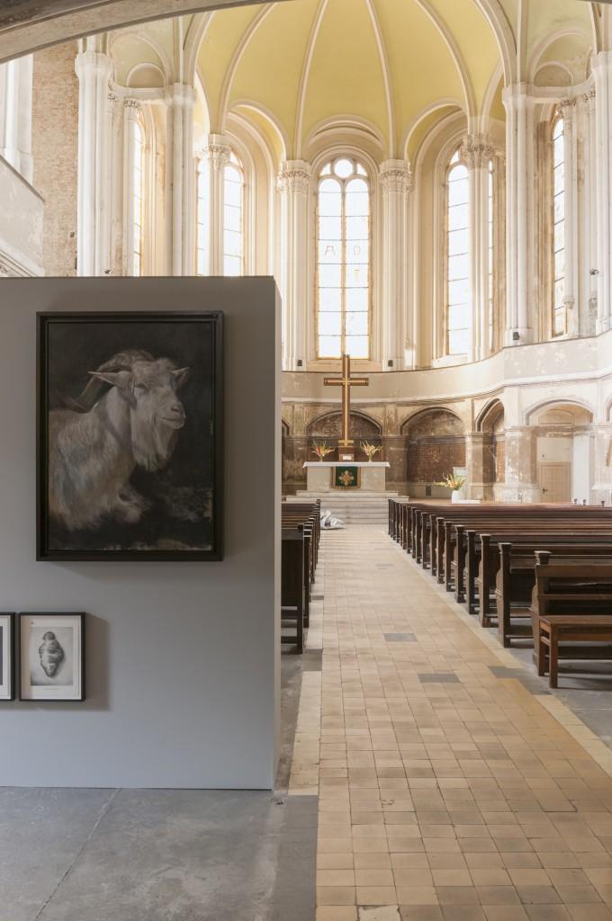 Zionskirche_Tierwand_ Courtesy SØR Rusche Sammlung OeldeBerlin_Foto Marcus Schneider